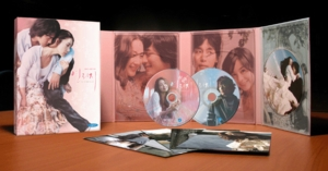 Now and Forever: LE (Region-3 / 2 DVD + 1 Soundtrack CD)