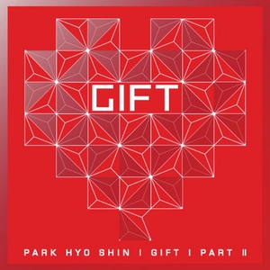 [CD] Park Hyo Shin - 6th Gift Part 2