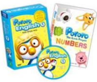 Pororo the Little Penguin - Pororo English Vol.1 (Region-3)