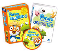 Pororo the Little Penguin - Pororo English Vol.2 (Region-3)