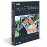 [DVD] Pride and Prejudice: BBC TV (Region-3 / 2 DVD Set)
