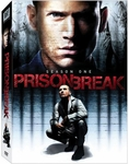 [DVD] Prison Break - Season One (Region-3 / 6 DVD Set)