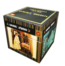 RCA Living Stereo Box Set (60 CD Set)