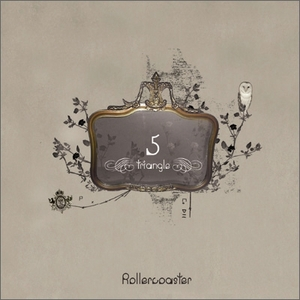 [CD] Rollercoaster - Triangle (5th Album)