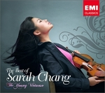 Sarah Chang - The Best of Sarah Chang, The Young Virtuoso