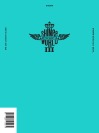 [CD] SHINee WORLD Ⅲ in SEOUL