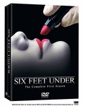 [DVD] Six Feet Under - The Complete First Season (Region-3 / 4 Disc Set)