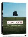 [DVD] Six Feet Under - The Complete Second Season (Region-3 / 4 Disc Set)