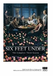 [DVD] Six Feet Under - The Complete Third Season (Region-3 / 5 Disc Set)