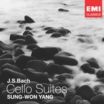 Sung-Won Yang: Bach 6 Cello Suites (2CDs)