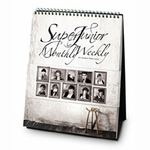 Super Junior - 2012 Desktop Calendar