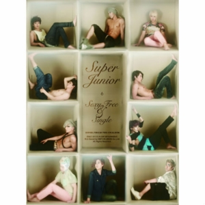[CD] Super Junior - 6th Album... Sexy, Free & Single (Type B - Standard Edition)