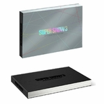 Super Junior - Super Show 3 Concert Photobook (Photobook + Postcard + Folded Poster)