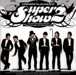 "Super Junior - The 2nd Asia Tour ""Super Show 2"" (2 Region-All DVDs + Photobook)"