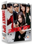 Sweet Spy: MBC TV Drama (Region-1 / 7 DVD Set)