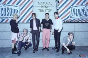 Teen Top - Natural Born [poster]