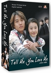 Tell Me You Love Me: MBC TV Drama (Region-1 / 6 DVD Set)