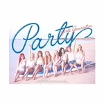 Girls' Generation (SNSD) - Party [poster]