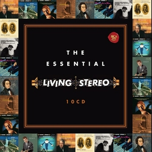The Essential Living Stereo (10CD)
