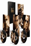 [DVD] The Godfather Trilogy Box Set (Region-3 / 5 DVD Set)