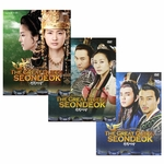 The Great Queen Seondeok(Region-1, 4 / DVD)