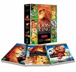 THE LION KING: 3 MOVIE COLLECTION