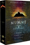 [DVD] The Mummy / The Mummy Returns / The Scorpion King : Limited Edition Box Set (Region-3 / 5 Disc Set)