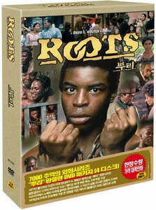 [DVD] The Roots (Region-3 / 4 DVD Set)