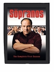 [DVD] The Sopranos - The Complete First Season (Region-3 / 4 Disc Set)