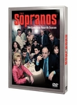 [DVD] The Sopranos - The Complete Fourth Season (Region-3 / 4 Disc Set)