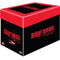 [DVD] The Sopranos - The Complete Series (Region-3 / 86 Episodes on 28 DVD Set)