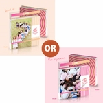 [CD] TWICE – 3rd Mini Album: Twicecoaster Lane [1 album A or B version (random)]