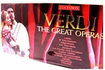 VERDI The Great Operas (25CD Limited Edition)