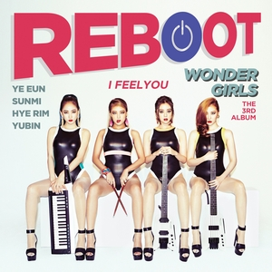 [CD] Wonder Girls - Reboot (3rd Album)
