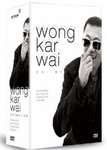 [DVD] Wong Kar Wai Collection (Region-3 / 4 DVD Set)