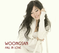 [CD] Woong San - Fall In Love (4th Album)