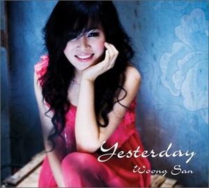 [CD] Woong San - Yesterday (3rd Album)