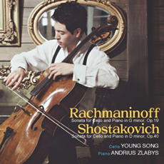 Young Song - Rachmaninoff, Shostakovich: Cello Sonatas