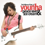 [CD] YounHa - Peace Love & Ice Cream [3rd Album - Part A]