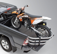 1982-2013 Ford Ranger Moto X-Tender HD Flipping Truck Bed Extender by AMP Research