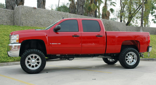 2010 Chevy Silverado For Sale >> CST Performance Suspension / Lift Kits for 2001-2010 Chevy ...