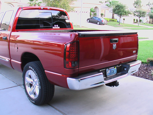 how to add bed lights to ram 1500