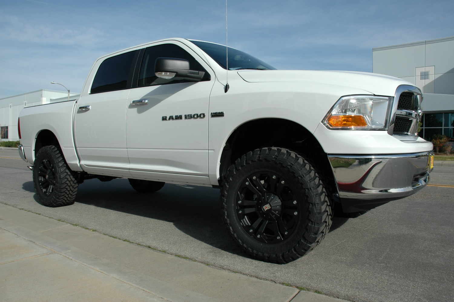 CST Performance Suspension / Lift Kits for 2006-2008 Dodge Ram 2WD