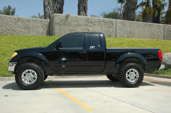 Cst Performance Suspension Lift Kits For Nissan Frontier