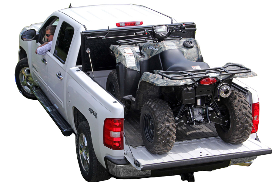 Truck Bed Cover Improve Gas Mileage