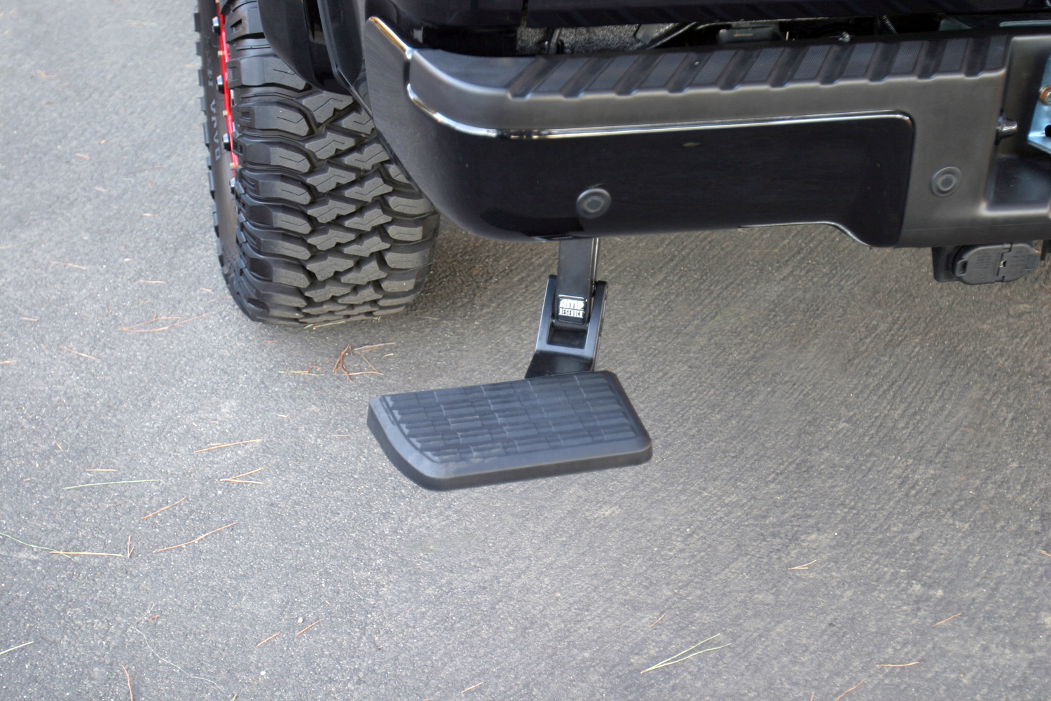 Bedstep Truck Bed Step By Amp Research For Toyota 2005