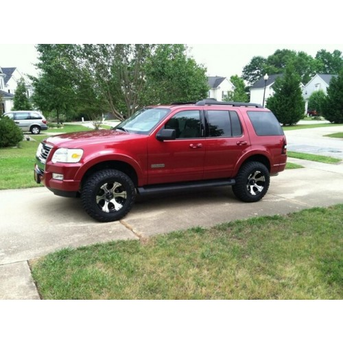 Traxda Lifting And Leveling Kits For Ford Explorer
