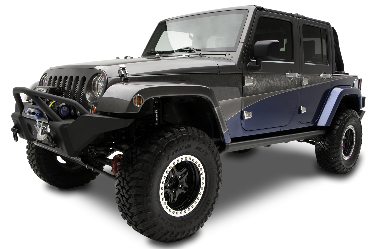 powerstep electric running boardsamp research for jeep - 2007