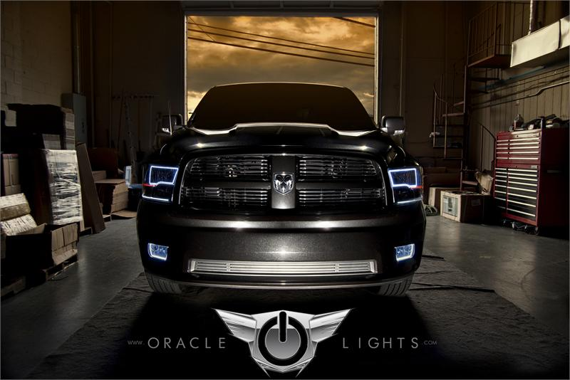 Chevrolet Camaro Led Headlight Halo Kit By Oracle X moreover Chevrolet Camaro Colorshift Led Headlight Drl Kit By Oracle X additionally Jeep Wrangler Smd Led Halo Headlight Light Kit By Oracle likewise Dodge Ram Smd Halos Kit By Oracle also . on oracle headlight halo kits