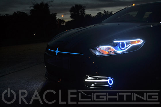 Oracle Halo Lights For Dodge Dart 2013 2015 Dodge Dart